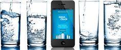 La nuova app gratis di Melarossa che calcola il tuo fabbisogno d'acqua e ti ricorda di bere