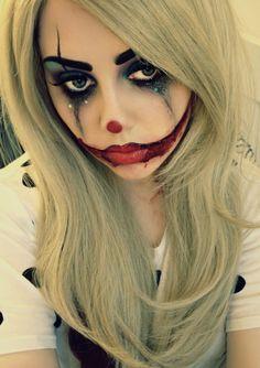 Nikky Dias - halloween makeup