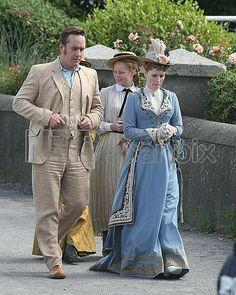 EXCLUSIVE: Ripper Street filming in Ireland.
