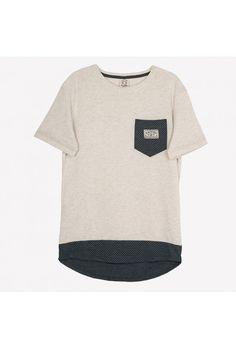 CAMISETA LONG TOPITOS LINO · Camisetas, sudaderas, pantalones, calzado y complementos urban style en la tienda online de Kaotiko