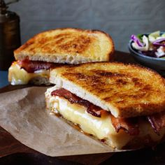 Grilled Cheese and Tomato Soup Recipes - Soup and Sandwich Combos - Country Living