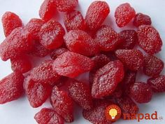 Incredibly delicious treats from dried strawberries Candied Strawberries Recipe, Candied Fruit, Dried Strawberries, Strawberry Fruit, Strawberry Recipes, Candy Recipes, Dessert Recipes, Enjoy Your Meal, Homemade Sweets