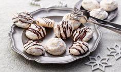 Kokosmakronen Rezept: Ein beliebtes Eiweißgebäck zu Weihnachten - Eins von 7.000 leckeren, gelingsicheren Rezepten von Dr. Oetker!