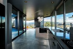 Black Desert House by Oller & Pejic Architecture. Yucca Valley near Palm Springs.