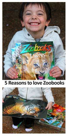 5 reasons to love zoobooks - the perfect magazine subscription for kids ages 5-12 + a great deal on a year-long subscription. #kids #learning
