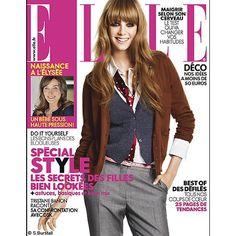 couverture elle magazine 2011