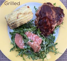 My #grilled #meal 4 the #visiting #broinlaw #summer #backyardbbq #miso #stayfit #healthy in #la #losangeles #southbay #beach #cityofangels #eat by #chef #foodstylist  #joelazo #foodporn #foodie #timetoeat #yummy #food #follow #eatdrinksleeprepeat #cheflife