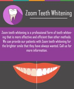 Using our own proprietary whitening agents, we are able to whiten teeth up to 8 shades whiter, for a truly dazzlingly smile. Call us at to schedule your whitening treatment. You deserve a magnificent smile. Zoom Teeth Whitening, Teeth Whitening Procedure, Cosmetic Dentistry Procedures, Dental Procedures, Dental Fun Facts, Dental Posters, Tooth Sensitivity, Teeth Bleaching, Stained Teeth