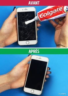 Mon smartphone est comme neuf !