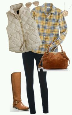 Fall Outfit- really love the beige overcoat