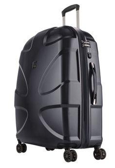 Titan Shark Skin M+ Black - kufr Suitcase, Black, Colour, Black People, Briefcase