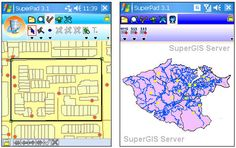 SuperPad 3.1 mobile GIS Officially Launched http://www.gisuser.com/content/view/26774/2/