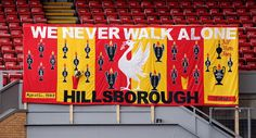 The 96 remembered: Photo special - Liverpool FC