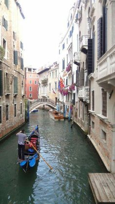 I went there with my parents and brother. Venice - Italy