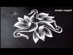 how to draw beautiful indian birds rangoli art designs Simple Rangoli Designs Images, Rangoli Kolam Designs, Kolam Rangoli, Flower Rangoli, Beautiful Rangoli Designs, Simple Designs, Easy Rangoli, Happy Birthday Girl Quotes, Designs To Draw