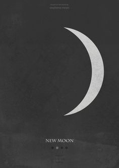 New Moon - by Mads Hindhede Svanegaard