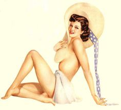 Image gallery for the vintage pinup art of Alberto Vargas (gallery 3 of Pinup Art, Nose Art, Pin Up Girls, Fotos Pin Up, Comics Vintage, Vargas Girls, Pin Up Illustration, Estilo Pin Up, Retro Pin Up