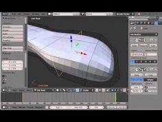 3d Snake #1. Easy to make snake animation . Blender 2.64 tutorial for beginners - YouTube