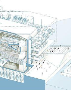 Yannan Chen architecture portfolio #ClippedOnIssuu