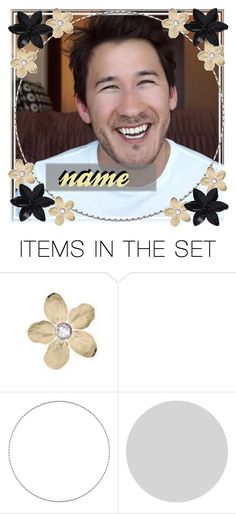 """""""Open Markiplier Icon"""" by kaitlyn-ashby101 ❤ liked on Polyvore featuring art"""