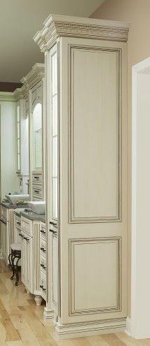 Covered Bridge Cabinetry Custom Luxury Bathroom Vanity  Raritan Best Bathroom Vanities Luxury Design Ideas