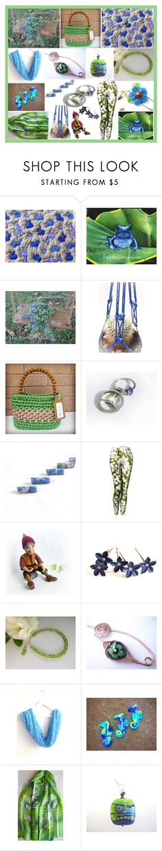 """""""Best of Etsy"""" by belladonnasjoy ❤ liked on Polyvore featuring modern and rustic"""