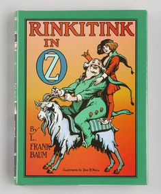 When the king and queen are kidnapped in this thrilling tale and their country is enslaved, it's up to one young prince to save the kingdom. But in order to defeat his ferocious foes must get help from Dorothy, the Wizard and their Oz companions. This exciting book reproduces the rare first edition with all twelve color plates, black and white illustrations and the whimsical power of a magical land.
