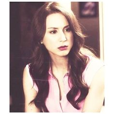 Troian Bellisario ❤ liked on Polyvore featuring troian bellisario, spencer hastings, photo, pretty little liars and troian