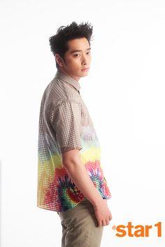 Chansung - @ Star1 Magazine June Issue '13