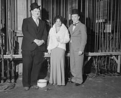 The real Betty Boop sued the cartoonist who used her Dec. 19, 1932 Kane poses with performers Oliver Hardy and Stan Laurel at a benefit show in Los Angeles.likeness