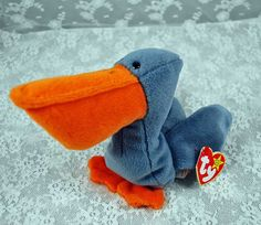 6f4131dede4 Scoop the Pelican TY Beanie Baby Collectible Won t by annswhimsey
