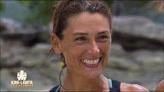 Julie la candidate avec toujours le sourire