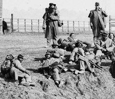Union Soldiers near Aiken's Landing, VA | Black soldiers of … | Flickr