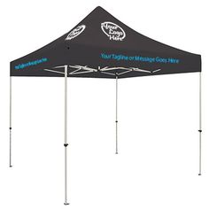 10×10 Event Tent | Identity Works, Inc.