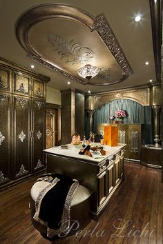 beautiful and very large closet