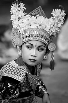 The Dancer - Denpasar, Balin - the costume may be different but the heart is the same