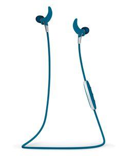 Jaybird Freedom Bluetooth sports headphones feature totally new design. #audio #headphones #jaybird