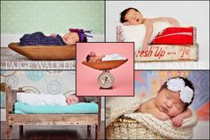 Awesome resource for vintage newborn photography props and more!