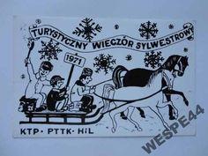 KRAKOW NOWA HUTA ODDZIAL PTTK SYLWESTRA 16319 Old Postcards, Snoopy, Polish, Fictional Characters, Vitreous Enamel, Nail Polish, Fantasy Characters, Nail