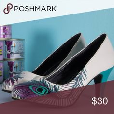 f892be711e0 HOST PICK!! T.U.K. Perfectly Posh Heel in Peacock
