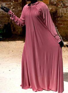 Reflections of Iman Islamic Clothing  - Desert Rose Umbrella Swing Abaya, $64.99 (http://www.reflectionsofiman.com/desert-rose-umbrella-swing-abaya/)