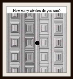 How many circles do you see?