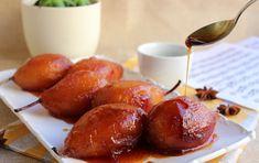 #yemekmutfak #tatlıtarifleri #pears #dessert #dessertrecipes  #cook #poachedpears