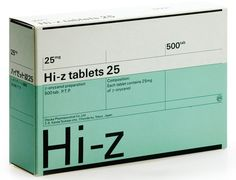 Hi-z tablets 25 and 50