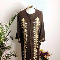 Vintage 70s BOHO CHIC ✌️❤️ maxi jacket with beautiful embroidery #embroidered #boho #bohemian #vintage PEACE VINTAGE ✌️#kimono #hippy #hippygirlfriend #vintageseller #embroidered #vintagetrader #sixties #seventies #woman #brown #arty #hippydesign #mylife #hippylife #jewelry #artist #instagood #peace #vintage #bohemian #festival #ditsy #vintage #angel #love #romantic #70s #bohemian #witchy #gypsy #bohochic #bohostyle #wildhearts #rainbowmoonstone #newlines #elegant #stevienicks #lookbook…