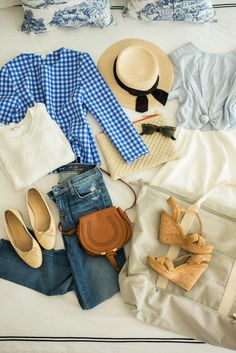 Packing For Wine Country - Gal Meets Glam
