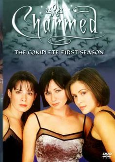 TV Series - Charmed-Audrey and I would sit and watch this all the time. We own it now and will sit on the couch with popcorn and have a marathon.