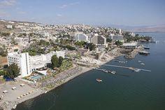La Tiberiada, Iisus a făcut minunile - Vrăjitoare România Israel