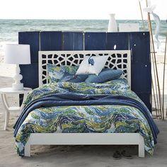 Simple Bed Frame | west elm