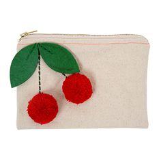 Cherries Pouch